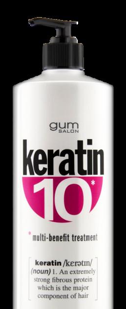 Keratin 10 Shampoo