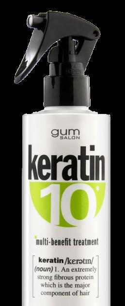 keratin 10 miracle treatment