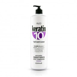 Keratin 10 Protein Smoothing Conditioner
