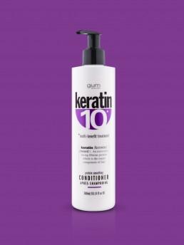 keratin 10 conditioner 300ml