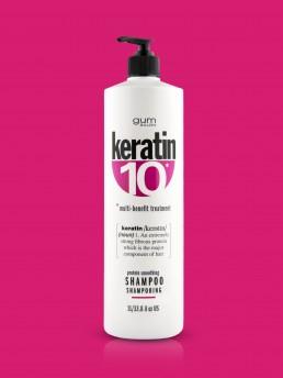 keratin 10 shampoo 1L