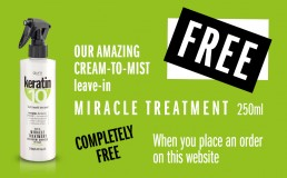 Free miracle treatment offer