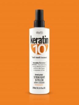 keratin 10 straight styler